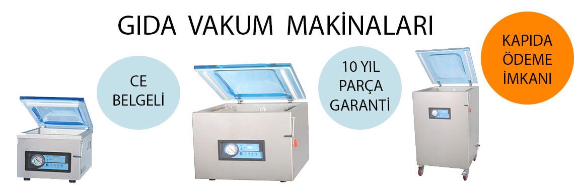 VAKUM MAKINASI