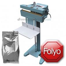 40 Cm Folyo-Galoş-Poşet Yapıştırma Kapama Makinesi