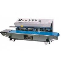 Kısa Otomatik Poşet Ağzı Yapıştırma Kapatma Makinesi